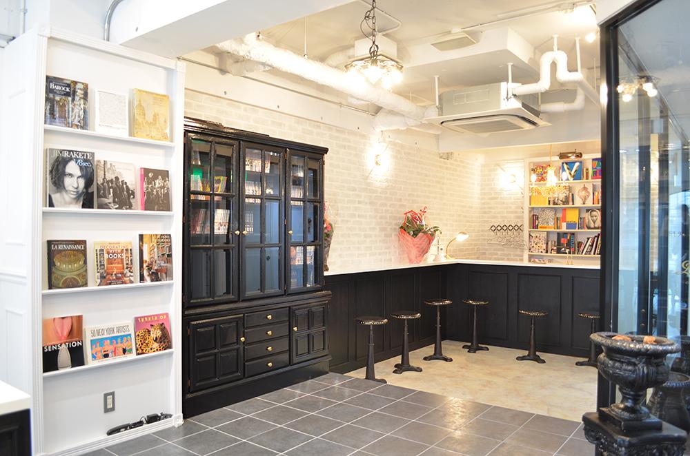 店舗デザイン・設計の建築事例写真