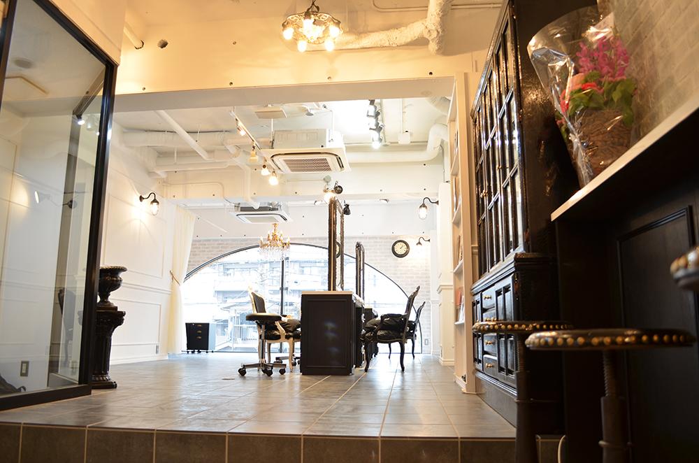 店舗デザインの施工事例写真