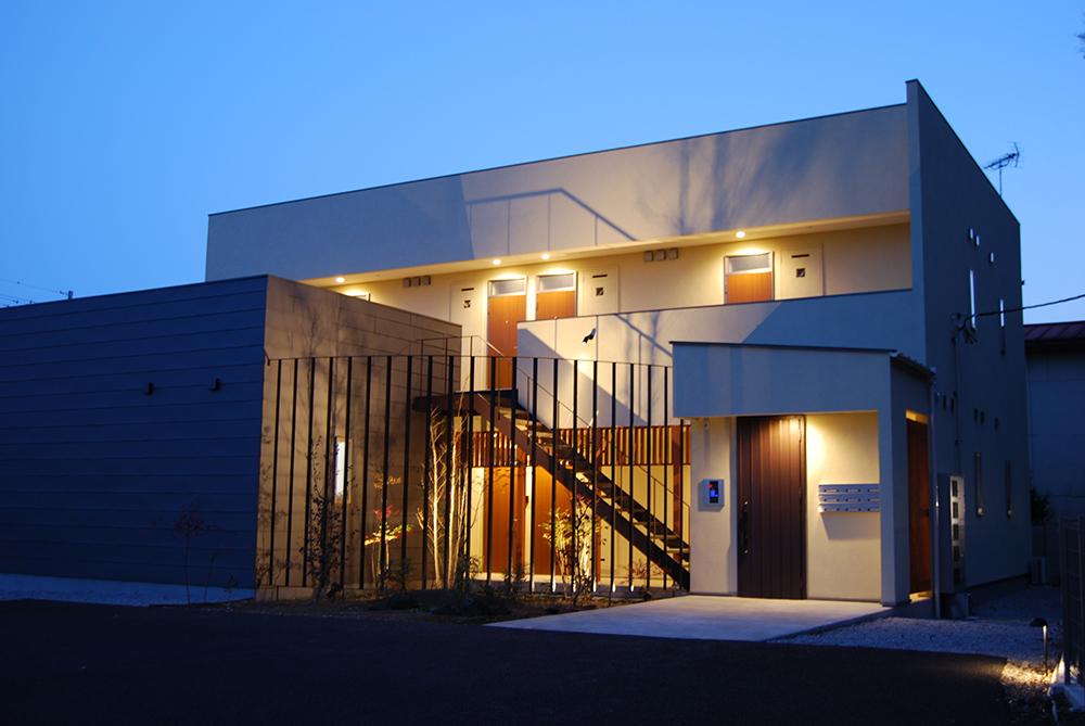 アパート・集合住宅の画像