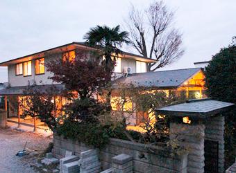 石庭の家外観写真